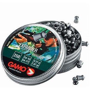 CHUMBINHO EXPANDER 250PCS 4,5MM GAMO