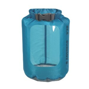 SACO ESTANQUE ULTRA-SIL VIEW DRY SACK 1L AZUL SEA TO SUMMIT i