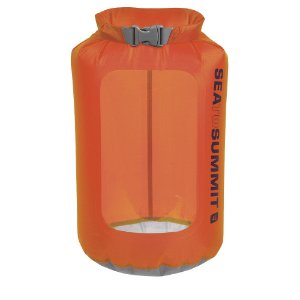 SACO ESTANQUE ULTRA-SIL VIEW DRY SACK 4L LARANJA SEA TO SUMMIT i