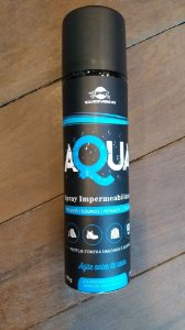 SPRAY IMPERMEABILIZANTE ACQUA GUEPARDO i