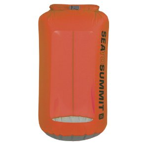 SACO ESTANQUE ULTRA-SIL VIEW DRY SACK 35L LARANJA SEA TO SUMMIT i