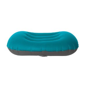 TRAVESSEIRO ULTRALIGHT PILLOW LARGE AZUL E CINZA  SEA TO SUMMIT i