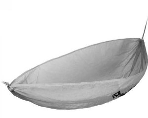 REDE HAMMOCK ULTRALIGHT SINGLE CINZA SEA TO SUMMIT i