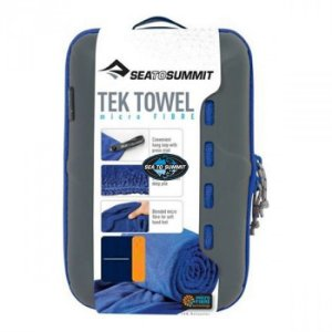 TOALHA TEK TOWEL G AZUL SEA TO SUMMIT i