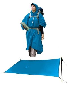 PONCHO TARP 70D AZUL SEA TO SUMMIT i