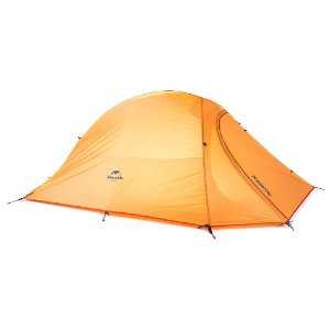 BARRACA ULTRALIGHT CLOUD UP 2P LARANJA NATUREHIKE i