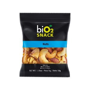 SNACK NUTS 50g BIO 2 i