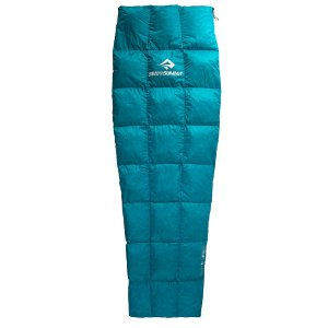 SACO DE DORMIR TRAVELLER TR1 -2C+10C+14C AZUL SEA TO SUMMIT i