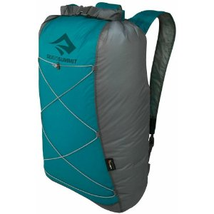 MOCHILA ULTRA SIL DRY DAYPACK 22L AZUL/CINZA SEA TO SUMMIT