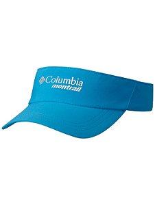 VISEIRA TITAN ULTRA VISOR COMPASS BLUE FEMININO CM0079 COLUMBIA