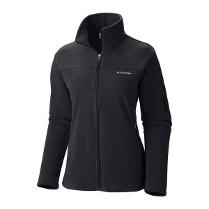 JAQUETA FLEECE FAST TREK II FULL ZIP PRETO FEMININO AL6542 COLUMBIA