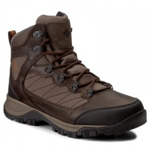 BOTA CASCADE PASS WATERPROOF MAJOR MARRON MASCULINO BM1783 COLUMBIA