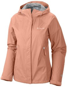 JAQUETA SLEEKER LIGHT CORAL FEMININO RK2014 COLUMBIA