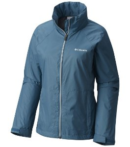JAQUETA SWITCHBACK WOMENS  BLUE HERON M RL2149 407 COLUMBIA