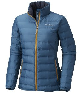 JAQUETA LAKE 22 JACKET BLUE HERON M WL0001 COLUMBIA