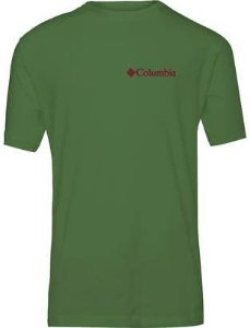 CAMISETA VERDE COMMANDO P 320288 COLUMBIA