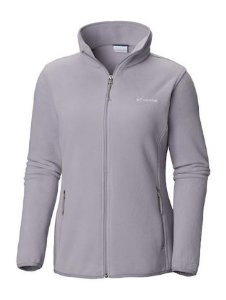 JAQUETA POLARTEC FULLER RIDGE FLEECE ASTRAL FEMININO AL6764 COLUMBIA
