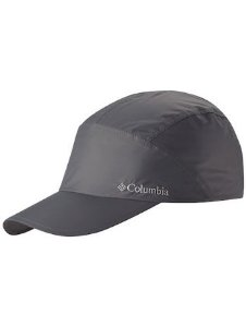 BONE WATER TIGHT CAP GRAPHITE UNISSEX CU9139 COLUMBIA