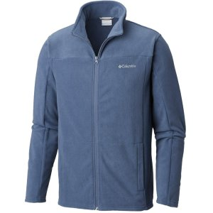JAQUETA FLEECE WESTERN RIDGE FULL ZIP DARK MOUNTAIN MASCULINO AO0057 COLUMBIA