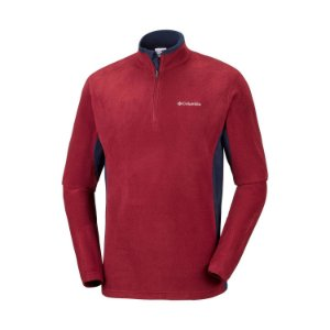 BLUSÃO FLEECE KLAMATH RANGE II RED ELEMENT MASCULINO EM6503 COLUMBIA