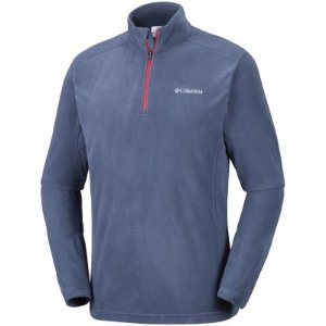 BLUSÃO FLEECE KLAMATH RANGE II DARK MOUNTAIN MASCULINO EM6503 COLUMBIA