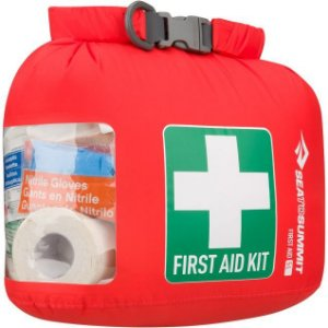 SACO ESTANQUE FIRST AID DRY SACK EXPEDITION 2019 VERMELHO SEA TO SUMMIT