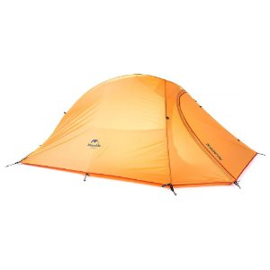 BARRACA ULTRALIGHT CLOUD UP 3P LARANJA NATUREHIKE