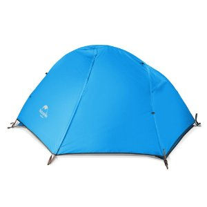 BARRACA ULTRALIGHT CYCLING 1P AZUL NATUREHIKE