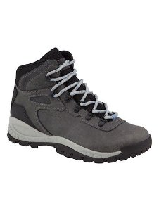 BOTA NEWTON RIDGE PLUS QUARRY COOL WAVE FEMININO BL3783 052 COLUMBIA