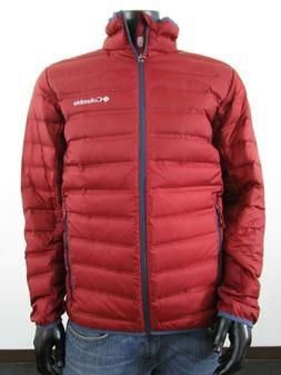 JAQUETA DOWN LAKE 22 RED ELEMENT MASCULINO WO0839 611 COLUMBIA