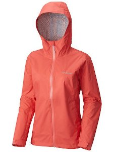 JAQUETA EVAPOURATION JACKET RED CORAL FEMININO RL2023 COLUMBIA