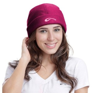 GORRO FLEECE WARM UNISSEX PINK AC163RS SOL
