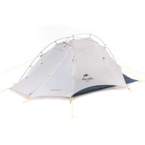 BARRACA ULTRALIGHT CLOUD UP WING 2P CINZA NATUREHIKE
