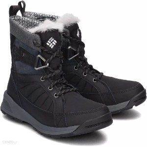 BOTA MEADOWS SHORTY OMNI HEAT 3D BLACK FEMININO BL5966010 COLUMBIA