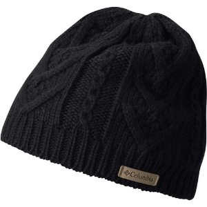 GORRO TOUCA PARALLEL PEAK II PRETO CL9391010 COLUMBIA