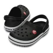 CALÇADO CROCBAND KIDS BLACK UNISSEX 10998001 CROCS