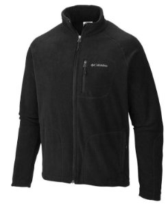 JAQUETA FLEECE FAST TREK II FULL ZIP TAPESTRY DARK MASCULINO AM3039010 COLUMBIA