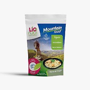 ALIMENTO LIOFILIZADO RISOTO DE FUNGHI MOUNTAIN FOOD LIONUTRI