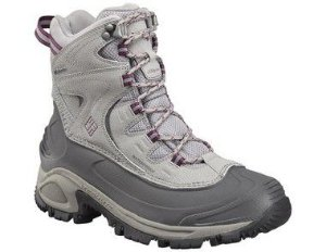 BOTA BUGABOOT II LIGHT GREY DARK RAS FEMININO BL16741600 COLUMBIA