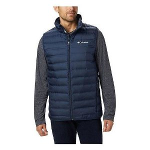 COLETE DOWN LAKE 22 COLLEGIATE NAVY MASCULINO WO0952464 COLUMBIA