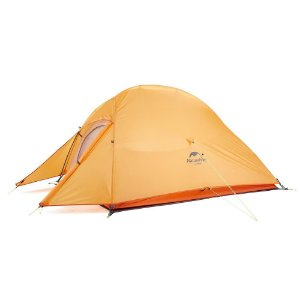BARRACA CLOUD UP 2X ULTRALIGHT LARANJA  NATUREHIKE