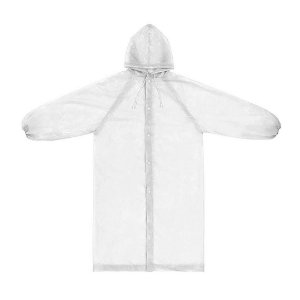 PONCHO DE EMERGENCIA OUTDOOR TRANSPARENTE NATUREHIKE