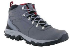 BOTA NEWTON RIDGE PLUS II WATERPROOF TI GREY STEEL ROCKET MASCULINO BM3970038 COLUMBIA