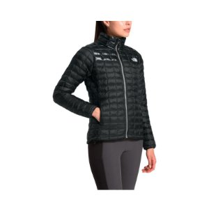 JAQUETA SEM CAPUZ THERMOBALL ECO PRETO FEMININO THE NORTH FACE NF0A3Y3QHG7