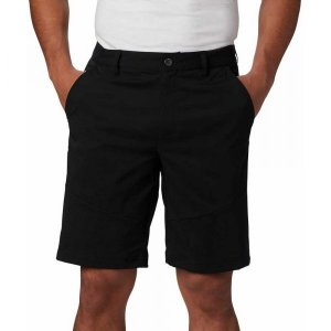 BERMUDA SHORT TECH TRAIL PRETO MASCULINO 1883371010 COLUMBIA