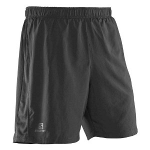 BERMUDA SHORT 4 WAY PRETO MASCULINO S70302 SALOMON