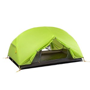 BARRACA MONGAR 2P ULTRALIGHT VERDE NATUREHIKE