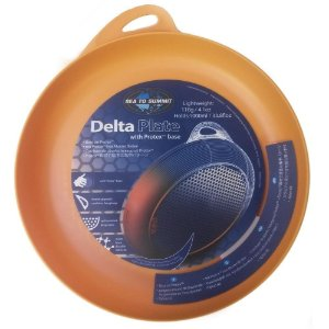PRATO DELTA PLATE LARANJA SEA TO SUMMIT ¡