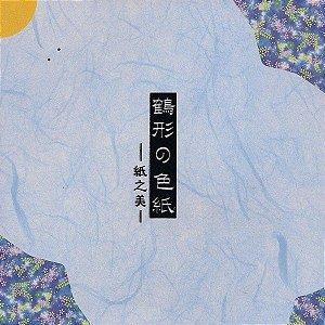 Papel P/ Origami 3870220 Azul - Effort (30fls)