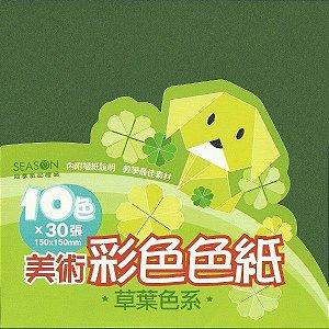 Papel P/ Origami GT3009-3 - Season (30fls)